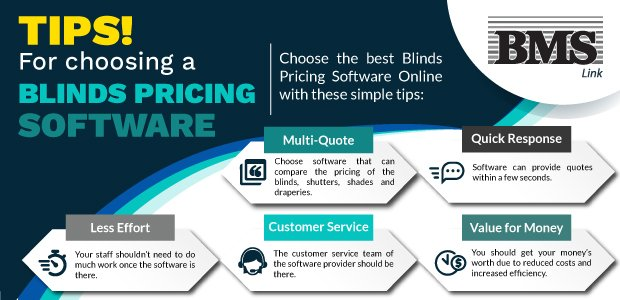 Blinds Pricing Software for your business  Follow tips for Choosing a Blinds Pricing Software for your business 06