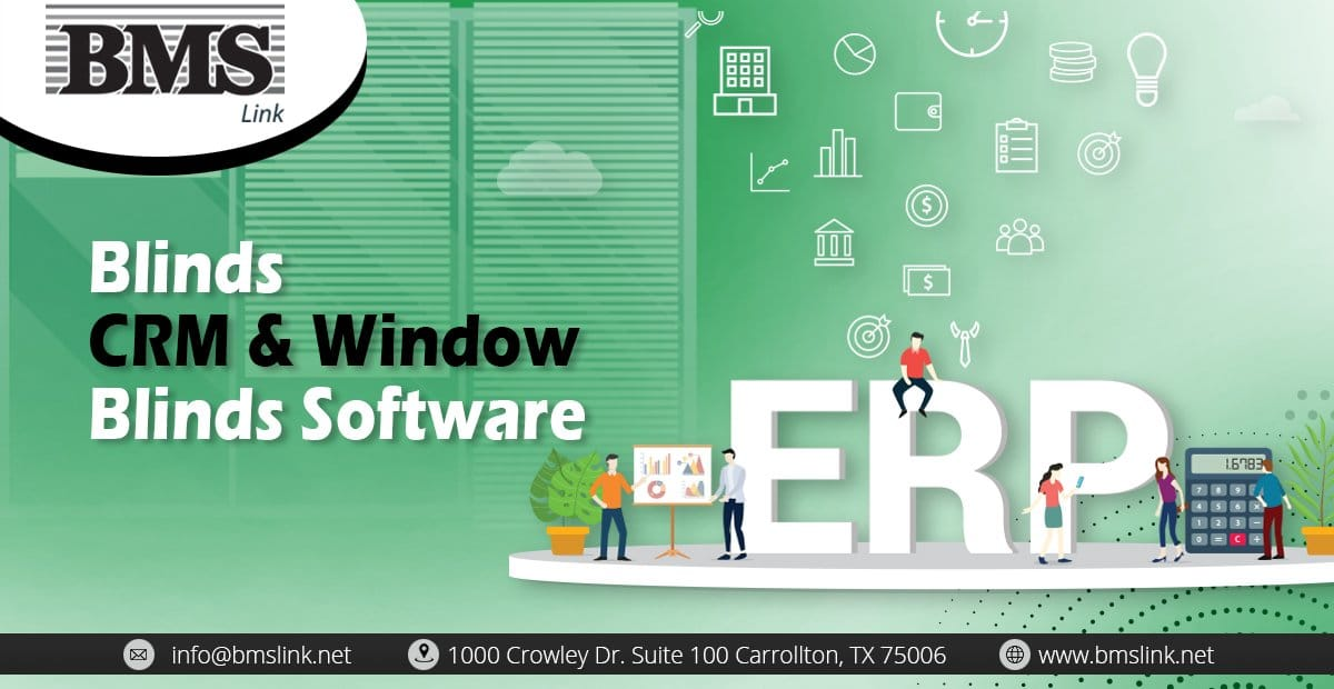 Window Blinds Software  Advantages of Blinds CRM Software And Window Blinds Software 11a