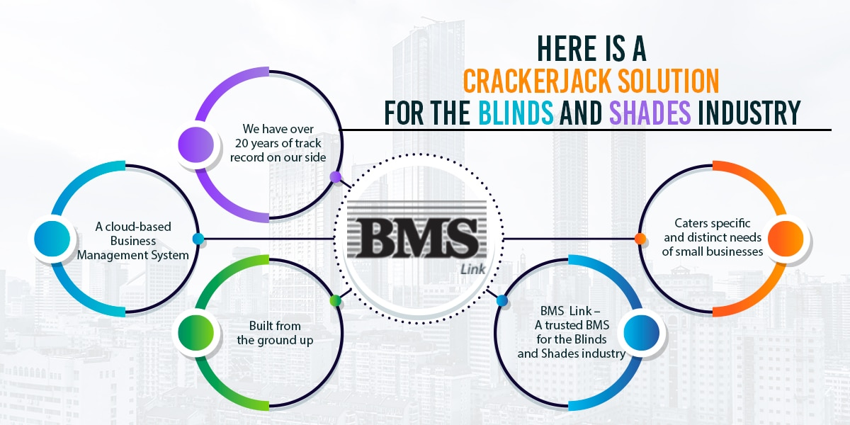 Blinds and Shades  Here is a Crackerjack solution for the Blinds and Shades industry bms blog 2 1